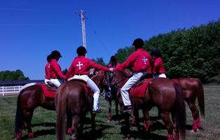 Crimson Acres Equestrian Center Dare To Dream Foundation
